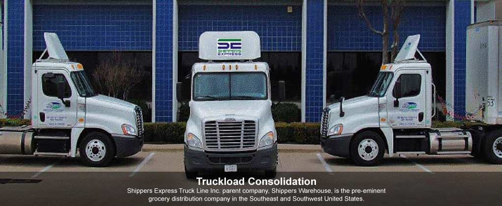 Truckload Consolidation