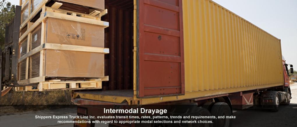 Intermodal Drayage