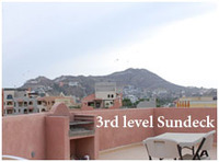 Cabo San Lucas Condo For Rent - Sundeck