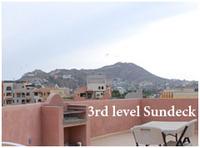 Cabo San Lucas Condo For Rent - Sundeck