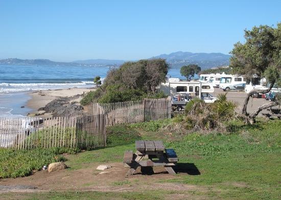 Carpinteria State Beach