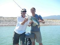 Lake El Salto, Mexico Fishing Charter