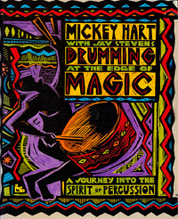 drumming at the edge of magic