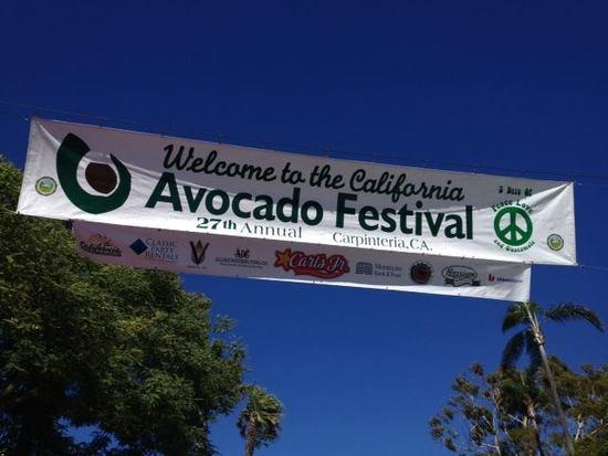 California Avocado Festival Goes Green