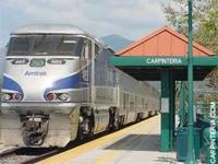 Amtrak Station Transportation Carpinteria
