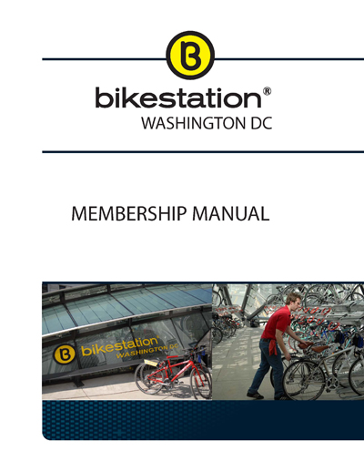 Washington DC Membership Manual