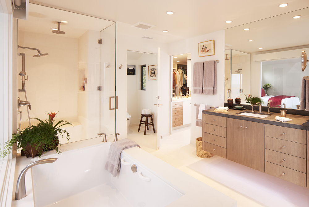 Bathroom Designs - Malibu