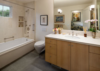 Bathroom Designs - Las Canoas