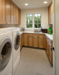 Las Canoas Laundry Room