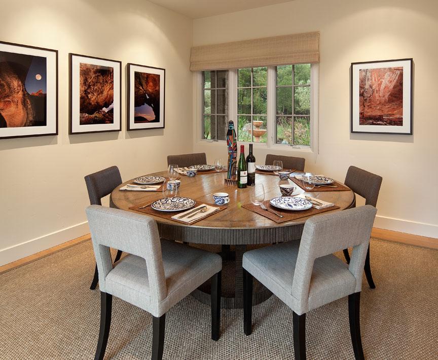Las Canoas Dining Room