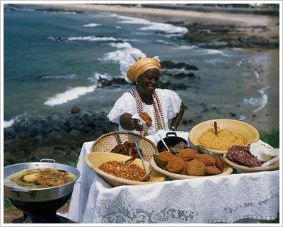 Brazilian National Treasures: The Baianas!