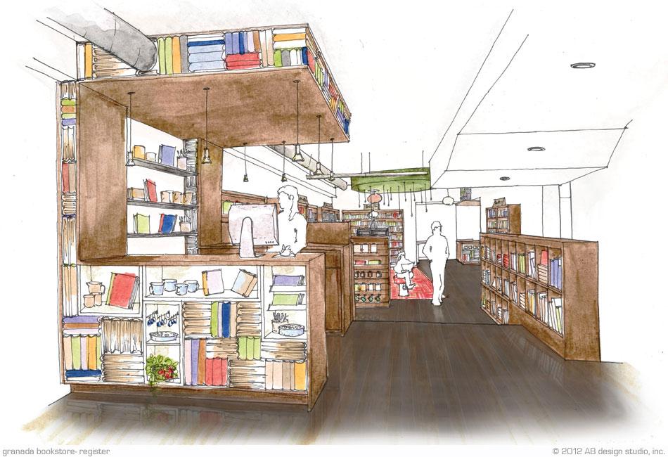 Granada Bookstore