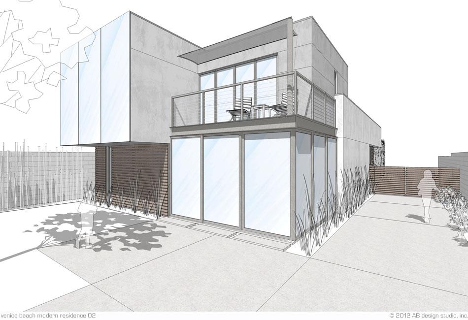 Venice Beach Modern Residence