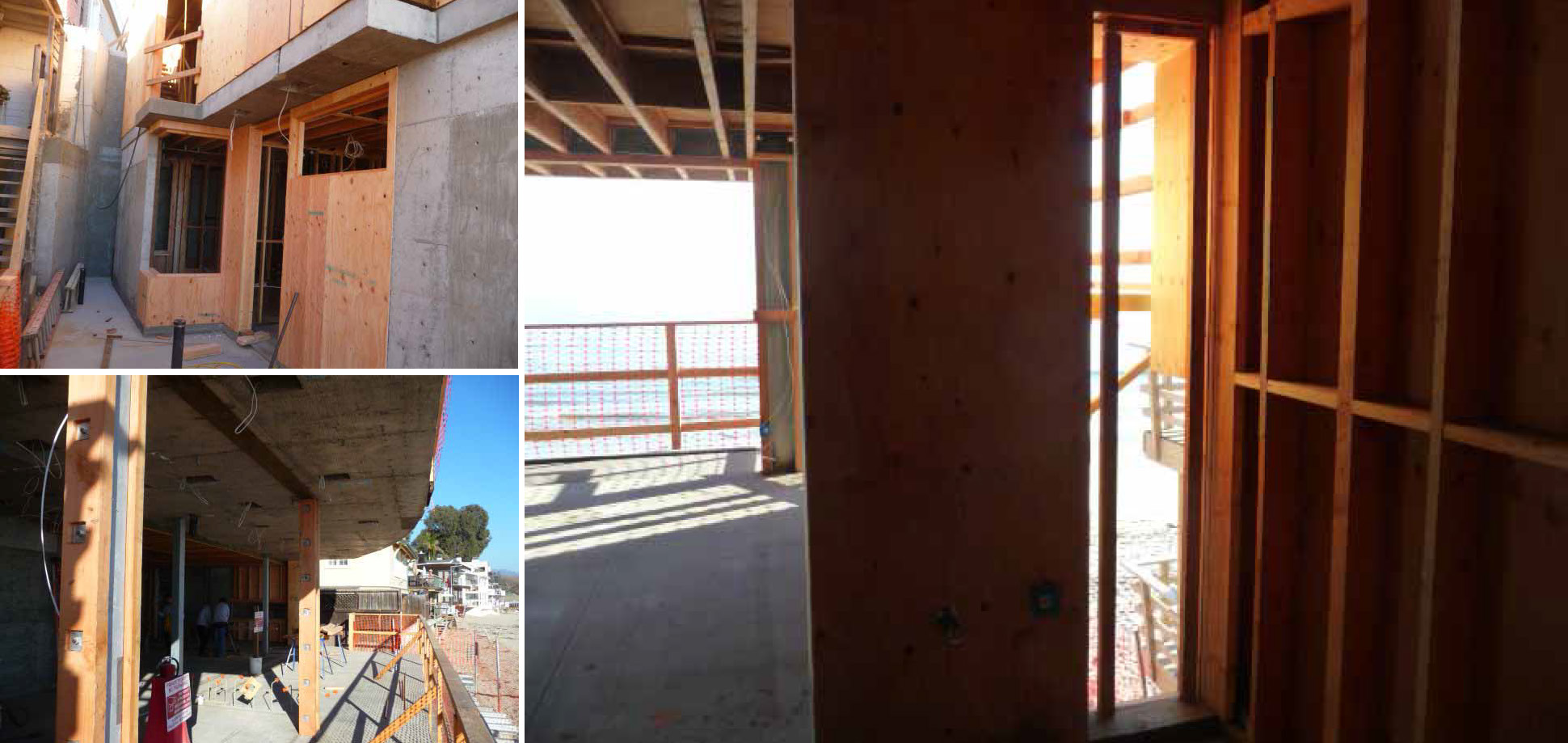 Modern Beach House | Construction