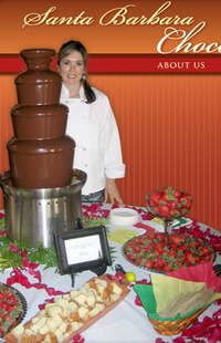 Santa Barbara Chocolate Fountains