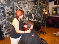 Fay Doe Santa Barbara Underground Hair Artists