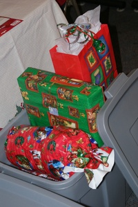 Wrapping Party December 2009
