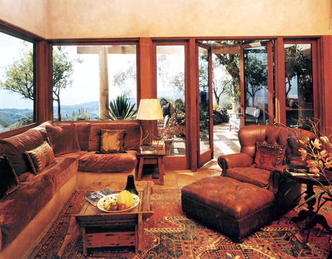 Linda Adams Interior Designer Santa Barbara California