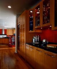 Montecito Contemporary Kitchen
