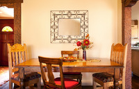 Southwest Style Dining Room Before & After