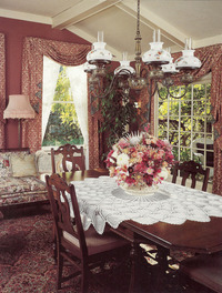 Victorian Design for Santa Barbara Bed & Breakfast