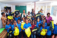 TOCO Backpack Donation