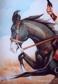 Cowboy Room Mural 2