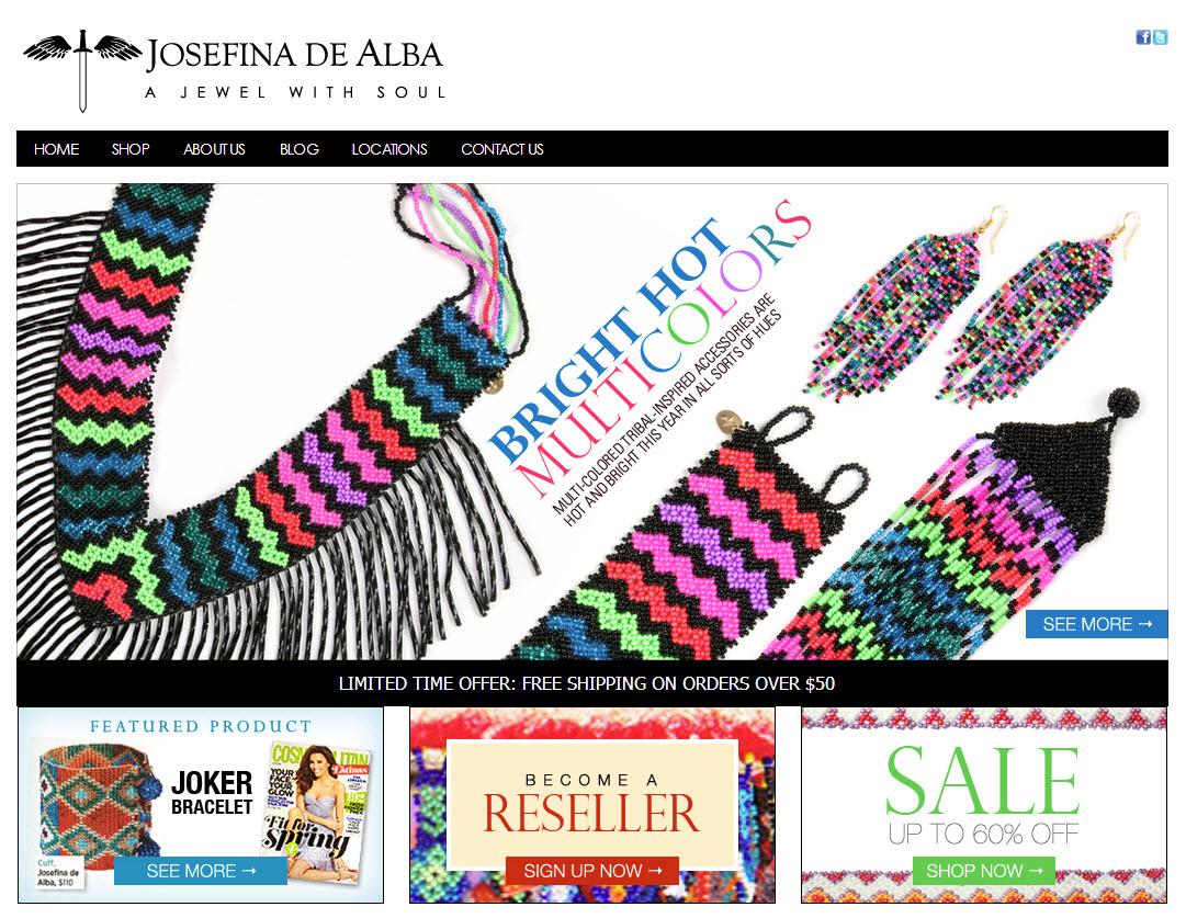 Ecommerce Websites - Ameravant Website Design Studio - Santa Barbara