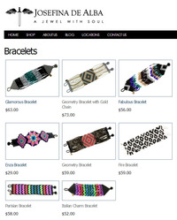 Ecommerce Commercial Websites and Product Catalog