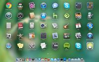 OSX Lion Launchpad