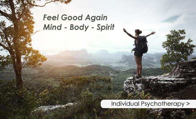 Individual Psychotherapy in Santa Barbara