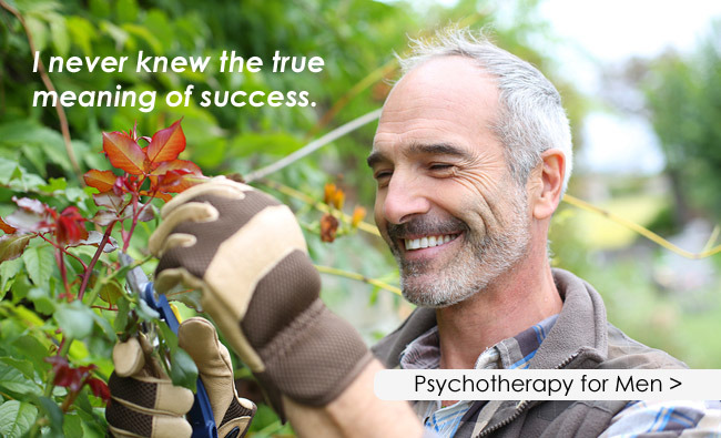 Psychotherapy for Men