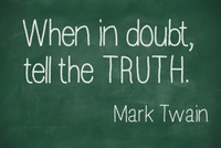 Nonprofit Truth-Telling: The Organizational Importance of Honesty