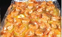 Butter Italian Shrimp-