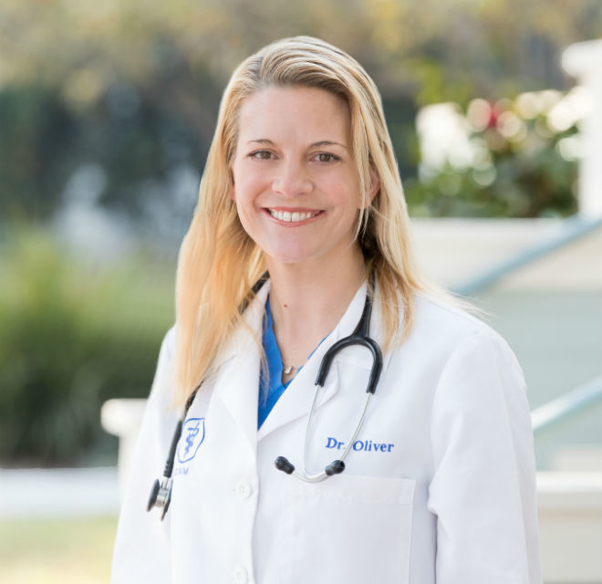 Dr. Rachelle Oliver