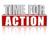 Time for Action - Organizational Consultation in Santa Barbara