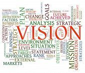 At an Executive Level, it's all about Vision and Sticking To It