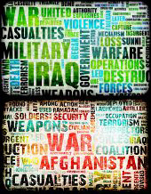 One in five veterans of Iraq and Afghanistan wars have been diagnosed with PTSD - over 300,000 by 2012