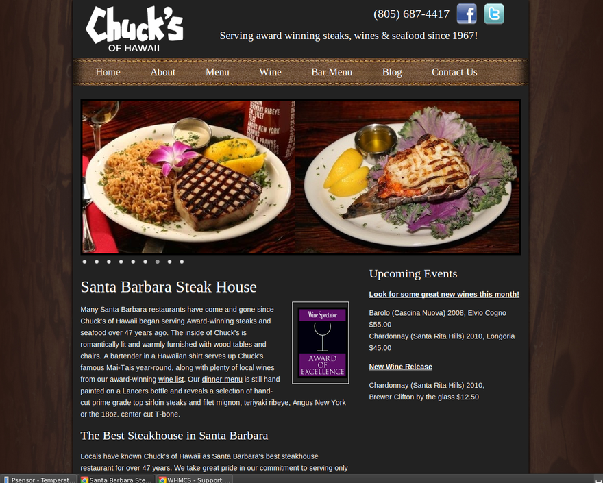 Chuck's Steak House of Santa Barbara