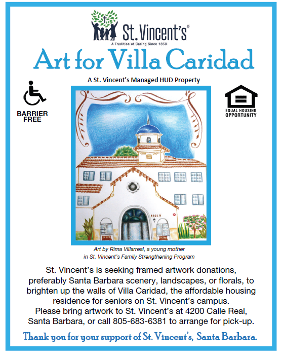 Art for Villa Caridad