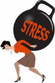 Stress is a strong trigger for symptoms to become worse