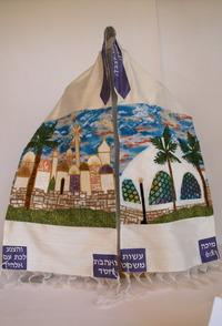 Rabbi Gayle's Tallit