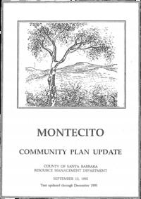 Montecito Community Plan