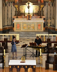Artists-in-Residence, St. John's Cathedral, L.A.