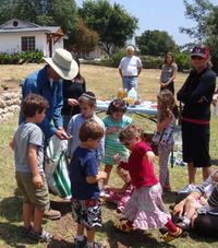 Teaching Environmental Landscaping