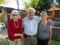 Madrina, Eduardo y Pepita