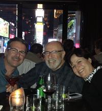 Ben, Ron & Carol