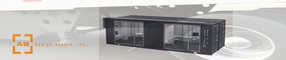 AB desing studio arrives at Dwell On Design
