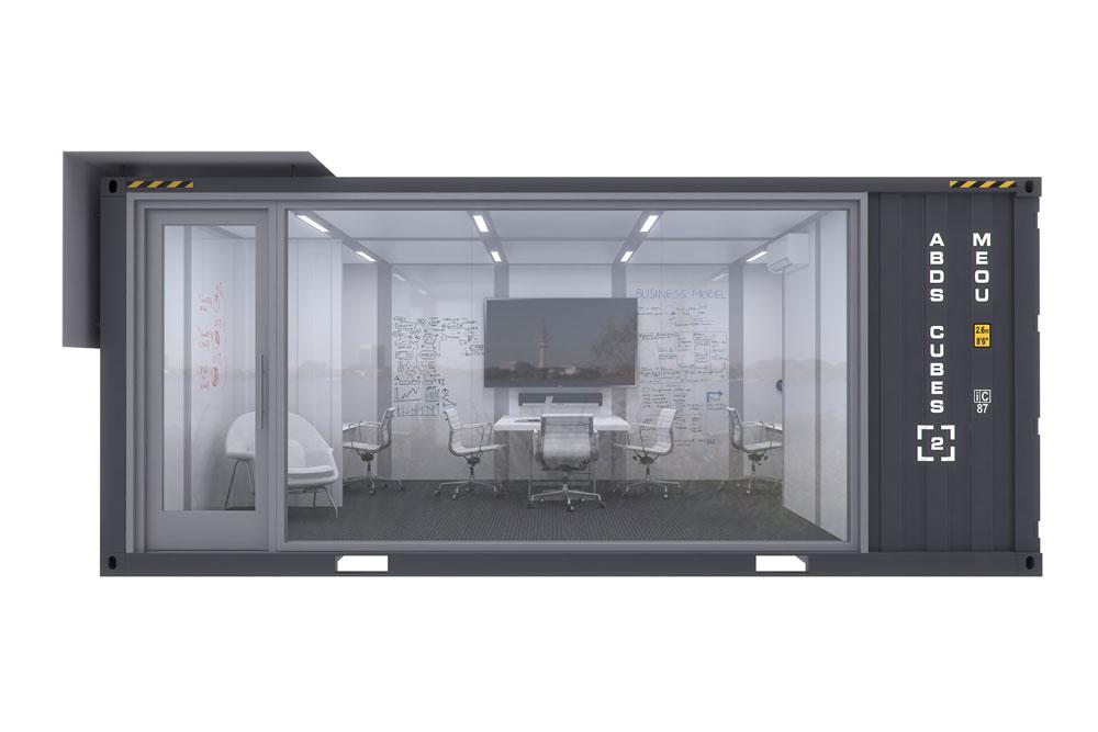 AB design studio | CubeDepot - Creating Together