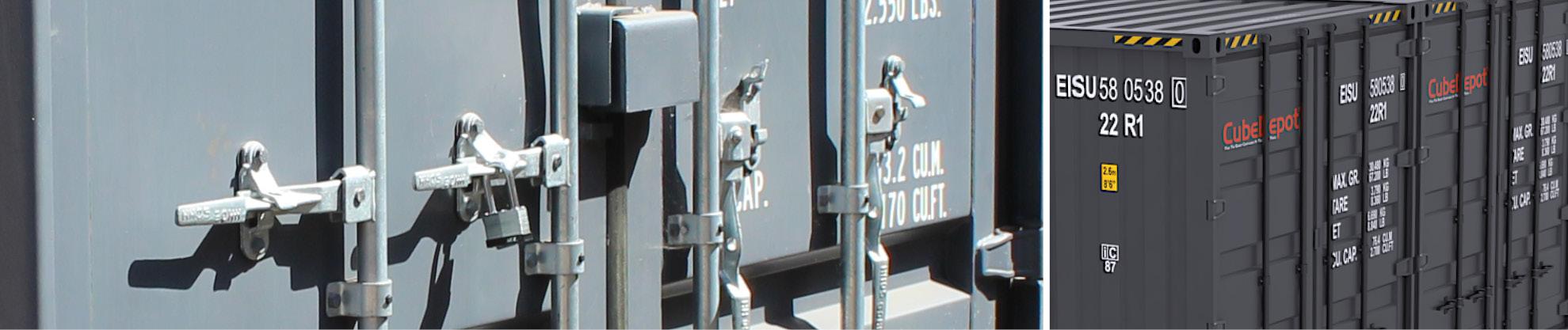 AB design studio | CubeDepot | Container Office | option 1